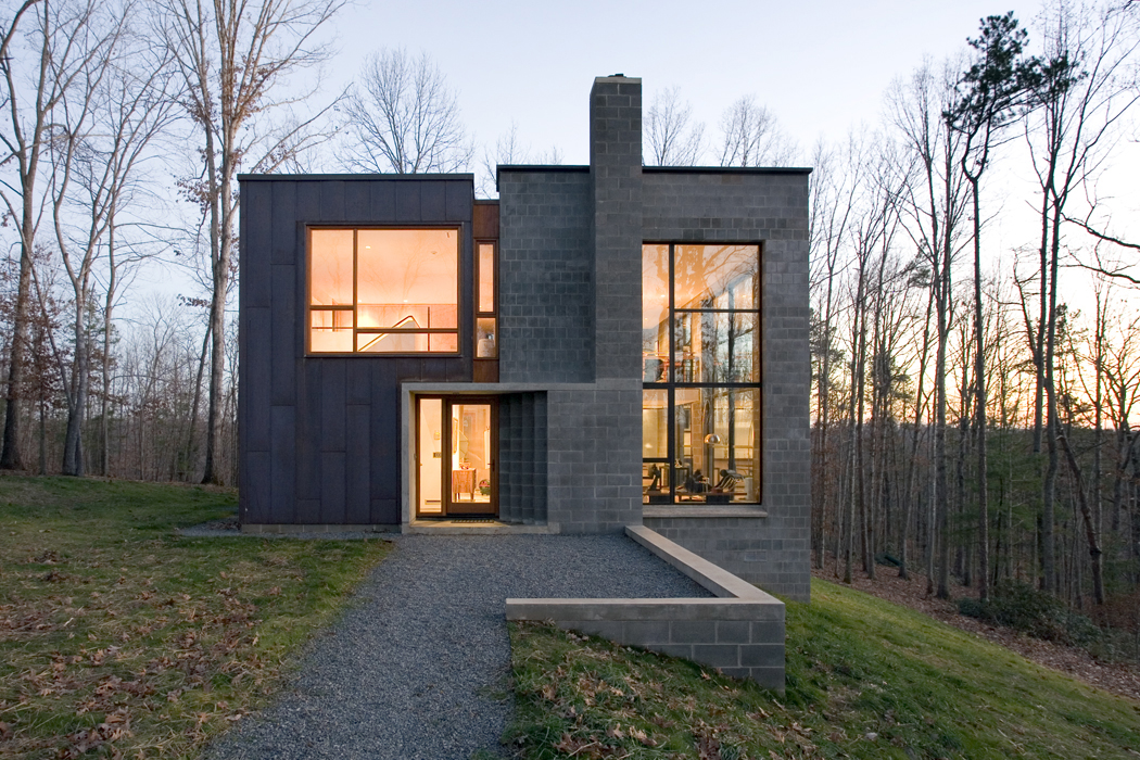 House by wg clark for sale updated v a m o d e r n Contemporary home construction