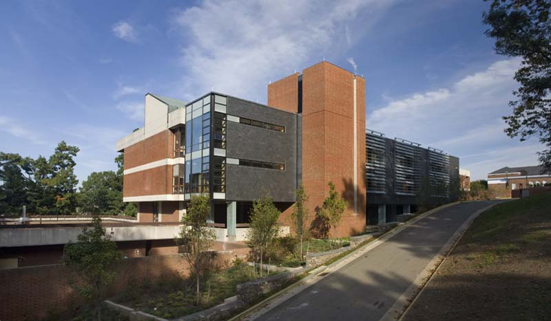Building additions to the university of virginia school of for U of m architecture