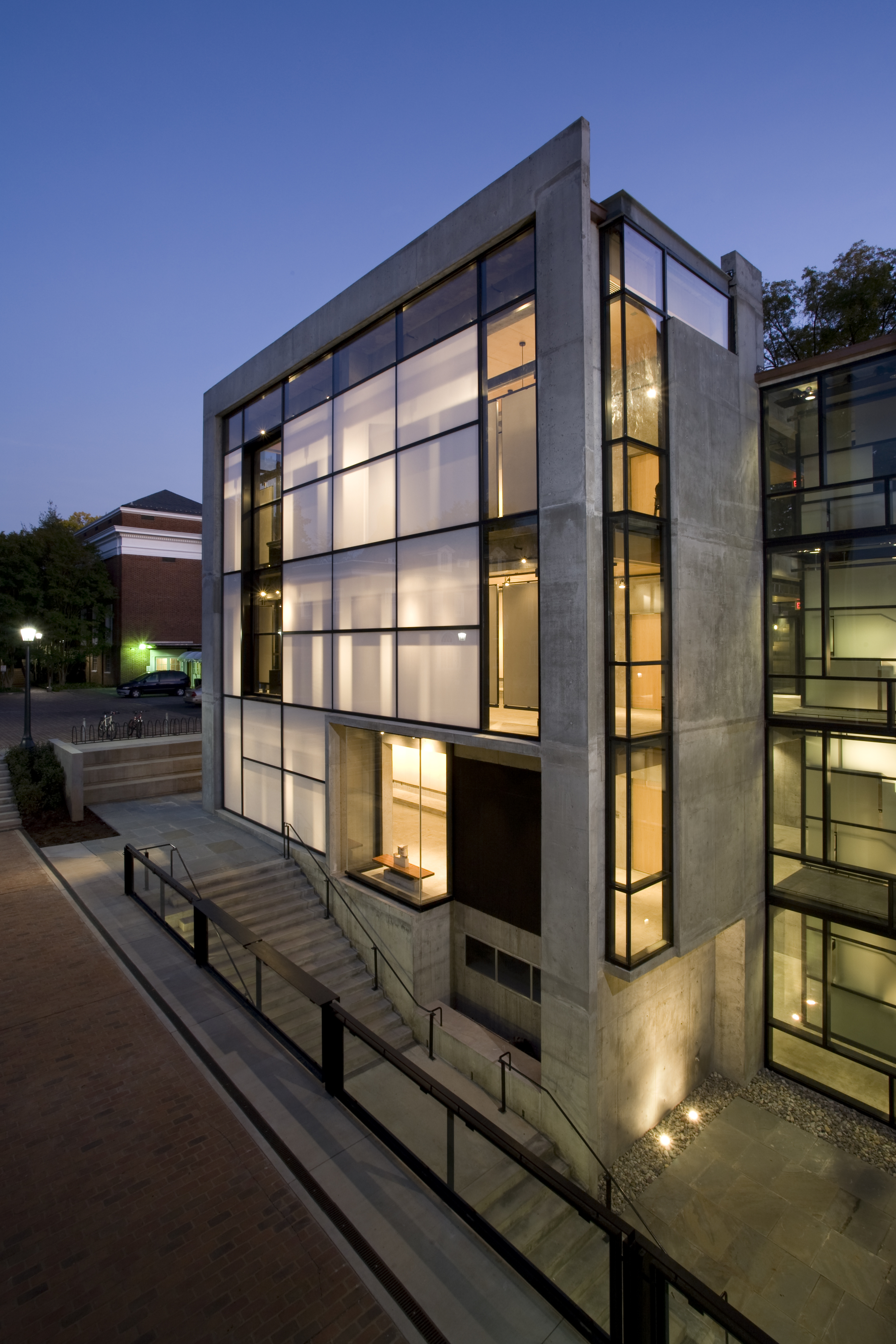 uva school of architecture additions | v a m o d e r n