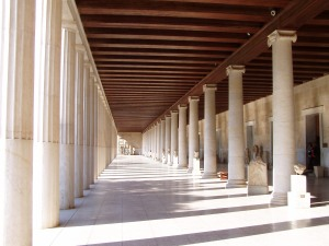 Stoa of Attalus, Athens