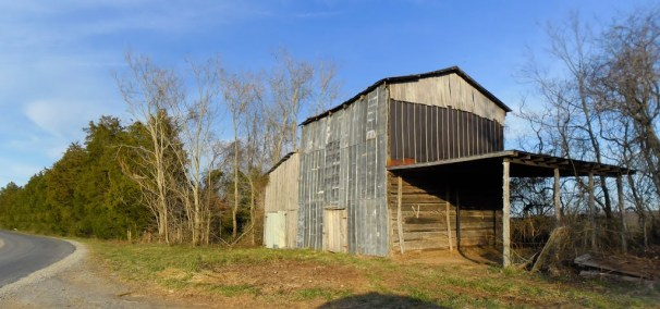 Tobacco Shed, Charlotte County, VA